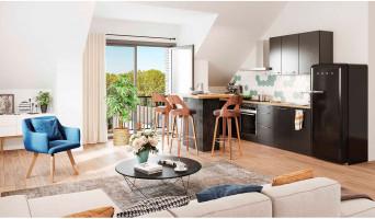 Lys-lez-Lannoy programme immobilier neuve « Le Vert Pré »  (3)