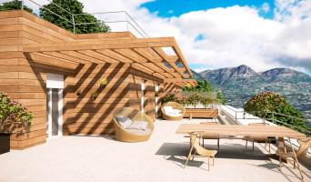Vence programme immobilier neuve « Harmonium » en Loi Pinel