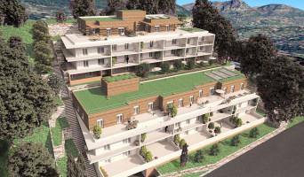 Vence programme immobilier neuve « Harmonium » en Loi Pinel  (2)