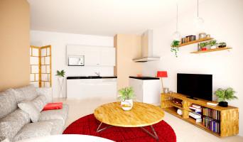 Vence programme immobilier neuve « Harmonium » en Loi Pinel  (4)