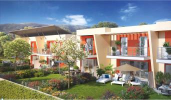 Nice programme immobilier neuve « Millesime » en Loi Pinel
