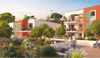 Nice programme immobilier neuve « Millesime » en Loi Pinel  (2)