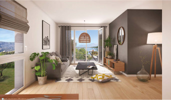 Nice programme immobilier neuve « Millesime » en Loi Pinel  (3)