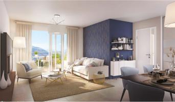Nice programme immobilier neuve « Millesime » en Loi Pinel  (4)