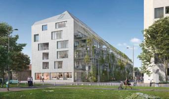 Bordeaux programme immobilier rénové « Ekko » en loi pinel