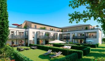 Sautron programme immobilier neuve « Jardins Authentiques II »