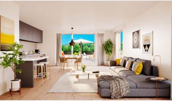 Sautron programme immobilier neuve « Jardins Authentiques II »  (3)