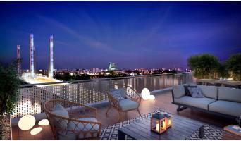 Bordeaux programme immobilier neuve « Quai 56 »