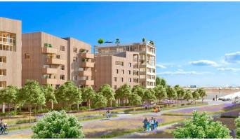 Bordeaux programme immobilier neuve « Quai 56 »  (3)