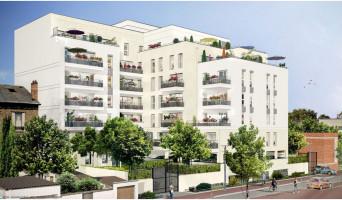 Juvisy-sur-Orge programme immobilier neuve « Carré Blanc »