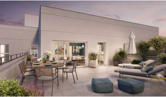 Juvisy-sur-Orge programme immobilier neuve « Carré Blanc »  (2)
