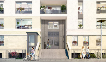 Juvisy-sur-Orge programme immobilier neuve « Carré Blanc »  (3)