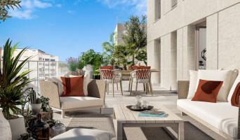 Clichy programme immobilier neuve « Atrium City »