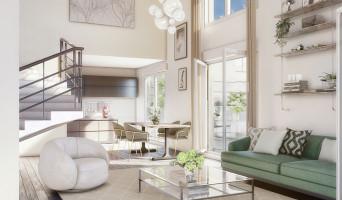 Clichy programme immobilier neuve « Atrium City »  (3)