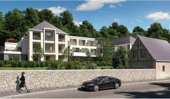 Fondettes programme immobilier neuve « Parc Chantelouze » en Loi Pinel  (2)