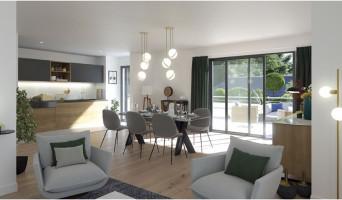 Fondettes programme immobilier neuve « Parc Chantelouze » en Loi Pinel  (4)