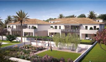 Sanary-sur-Mer programme immobilier rénové « Terra'Sana » en loi pinel