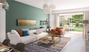 Sanary-sur-Mer programme immobilier neuve « Terra'Sana »  (3)