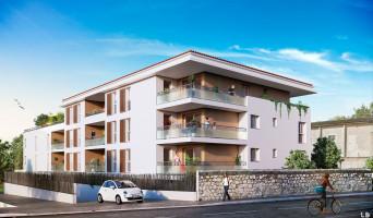 Marseille programme immobilier rénové « Élégance - Château Gombert » en loi pinel