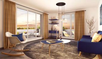 Marseille programme immobilier neuve « Élégance - Château Gombert » en Loi Pinel  (2)