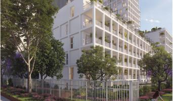 Marseille programme immobilier neuve « Euroméditerranée - Les Fabriques » en Loi Pinel  (2)