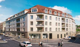 Brou-sur-Chantereine programme immobilier rénové « Plein'R » en loi pinel