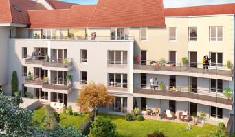 Brou-sur-Chantereine programme immobilier neuve « Plein'R » en Loi Pinel  (2)