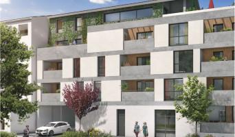 Toulouse programme immobilier rénové « Parenthèse » en loi pinel