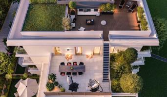 Saint-Germain-en-Laye programme immobilier neuve « 2 Prieuré » en Loi Pinel  (4)
