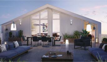 Marseille programme immobilier neuve « Le Cèdre Blanc »