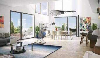Marseille programme immobilier neuve « Le Cèdre Blanc »  (3)