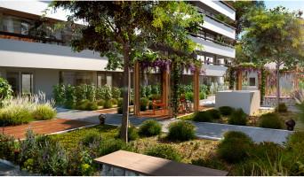 Marseille programme immobilier neuve « Roof Garden »