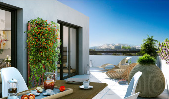 Marseille programme immobilier neuve « Roof Garden »  (2)