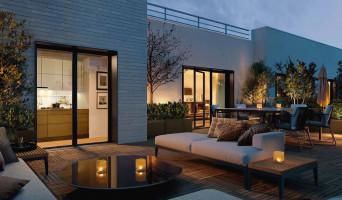 Boulogne-Billancourt programme immobilier rénové « 128' Aguesseau » en loi pinel