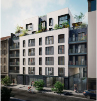 Boulogne-Billancourt programme immobilier neuve « 128' Aguesseau »  (3)