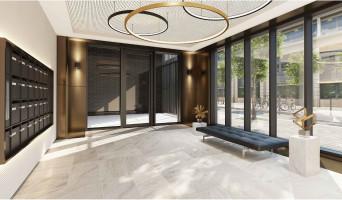 Boulogne-Billancourt programme immobilier neuve « 128' Aguesseau »  (4)