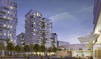Bagneux programme immobilier neuve « Bagneux Emergences »