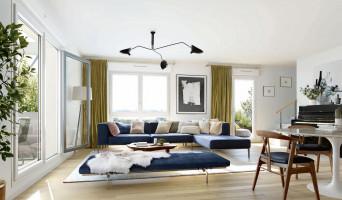 Bagneux programme immobilier neuve « Bagneux Emergences »  (5)
