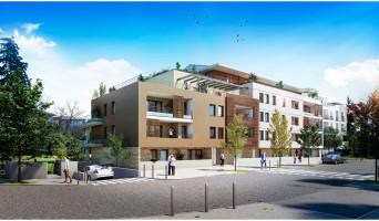 Aix-en-Provence programme immobilier rénové « Poésia » en loi pinel