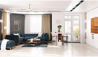 Aix-en-Provence programme immobilier neuve « Poésia » en Loi Pinel  (2)