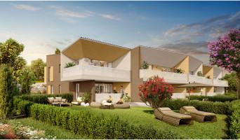 Mandelieu-la-Napoule programme immobilier neuve « Luméa »
