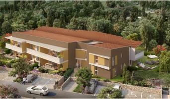Mandelieu-la-Napoule programme immobilier neuve « Luméa »  (2)