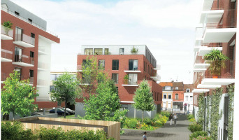 Roubaix programme immobilier rénové « Parc Vauban » en loi pinel
