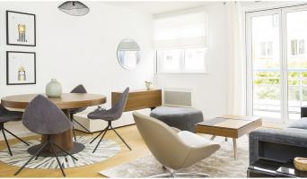 Templeuve programme immobilier neuve « Central Parc - Résidence Eloa »  (2)
