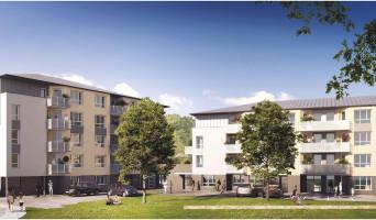 Ronchin programme immobilier neuf « Les Terrasses d'Eloa