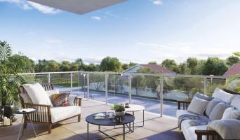 Montpellier programme immobilier neuf « Passerelle(s) » en Loi Pinel