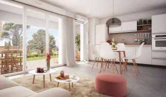 Perpignan programme immobilier neuf « Domaine Mas Rous Le Chenanson » en Loi Pinel