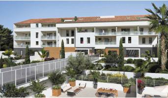 Marseille programme immobilier neuve « Esprit Calanques » en Loi Pinel