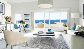 Marseille programme immobilier neuve « Esprit Calanques » en Loi Pinel  (3)