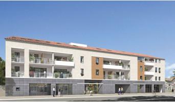 Marseille programme immobilier neuve « Esprit Calanques » en Loi Pinel  (4)